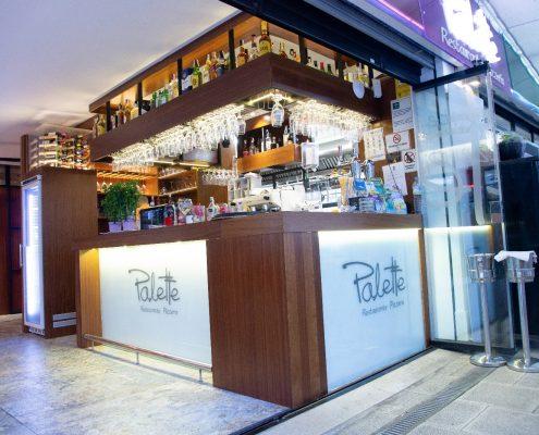Barra Restaurante La Palette