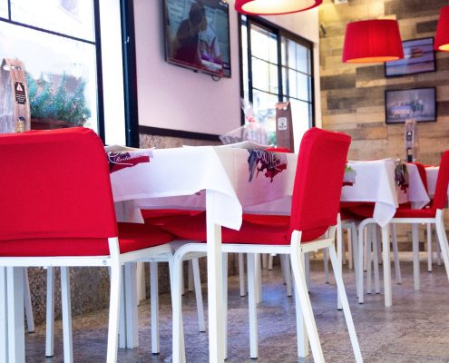 Salón Restaurante La Palette
