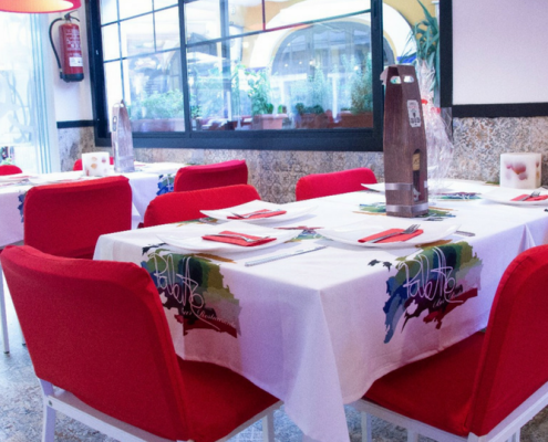Restaurante La Palette