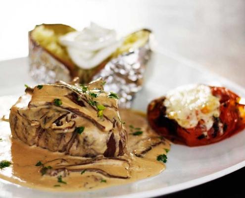 Plato - Restaurante La Palette