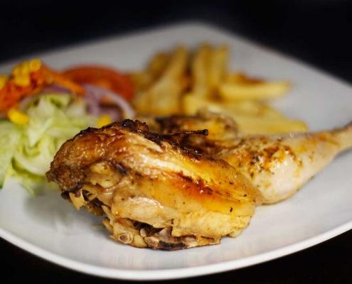 Pollo - Restaurante La Palette