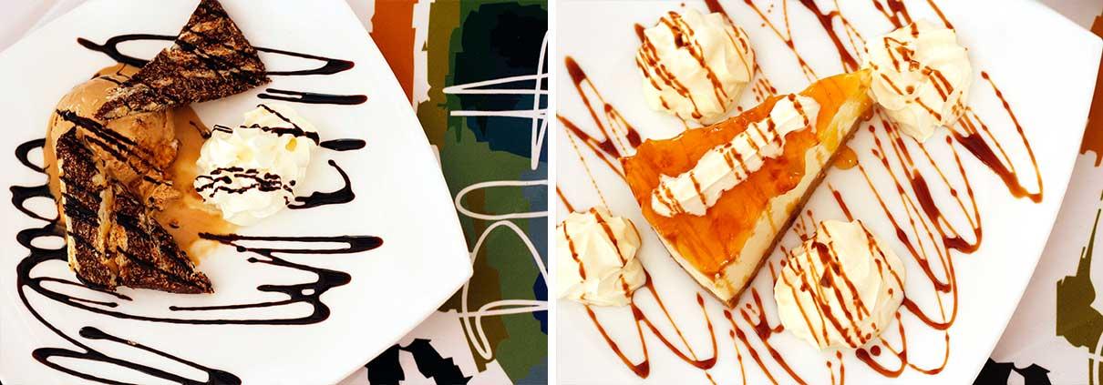 Postres - Restaurante La Palette