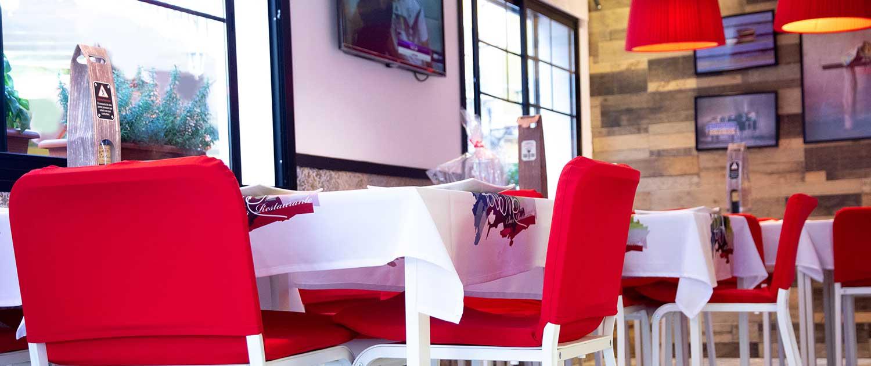 Salón - Restaurante La Palette