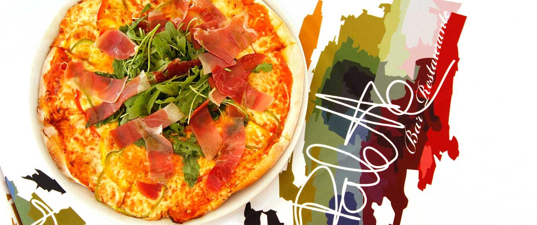 Pizza - Restaurante La Palette